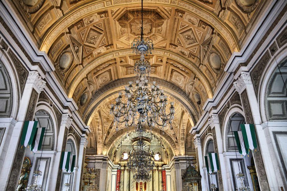 San Agustin, Le chiese, I monumenti, Filippine