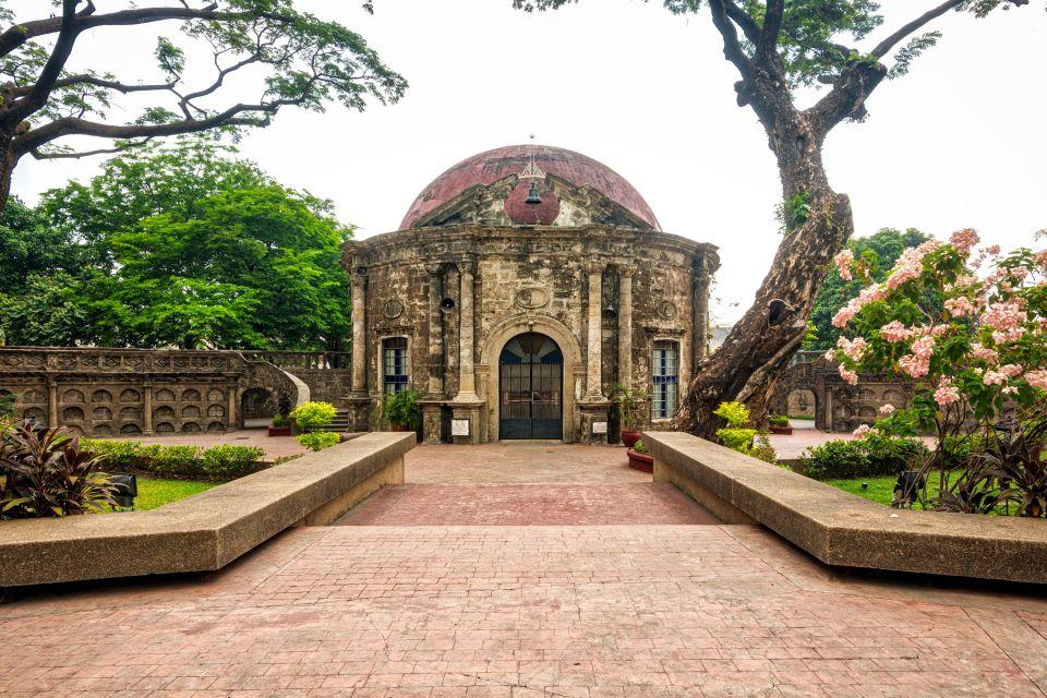 Le chiese, I monumenti, Filippine