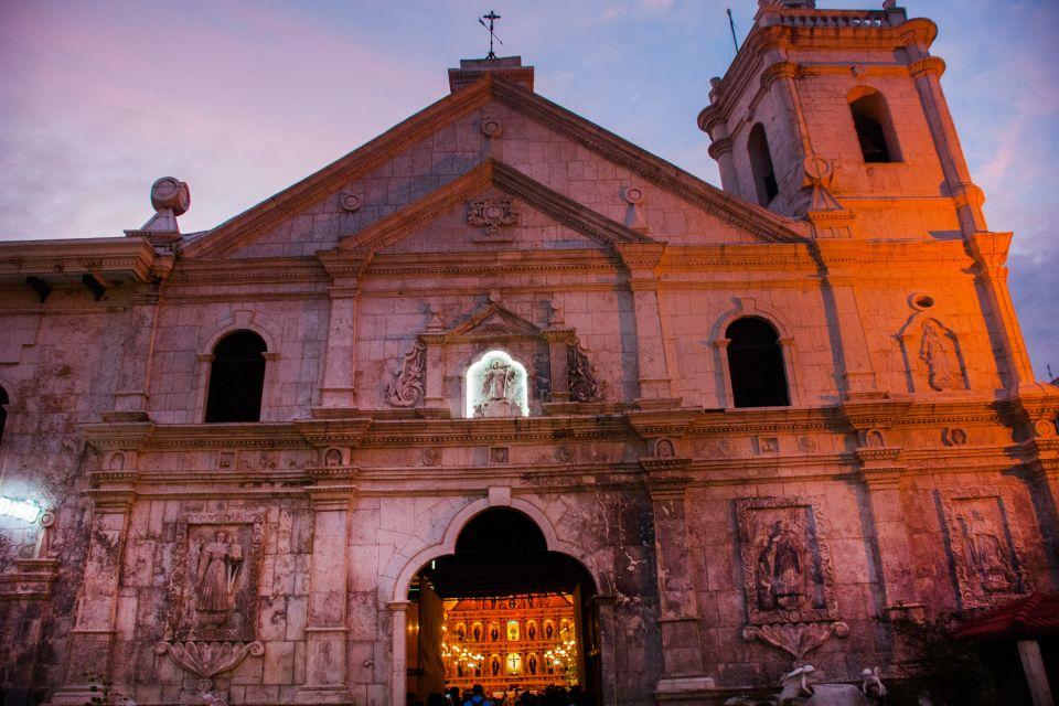 Santo Nino, I monumenti, Filippine