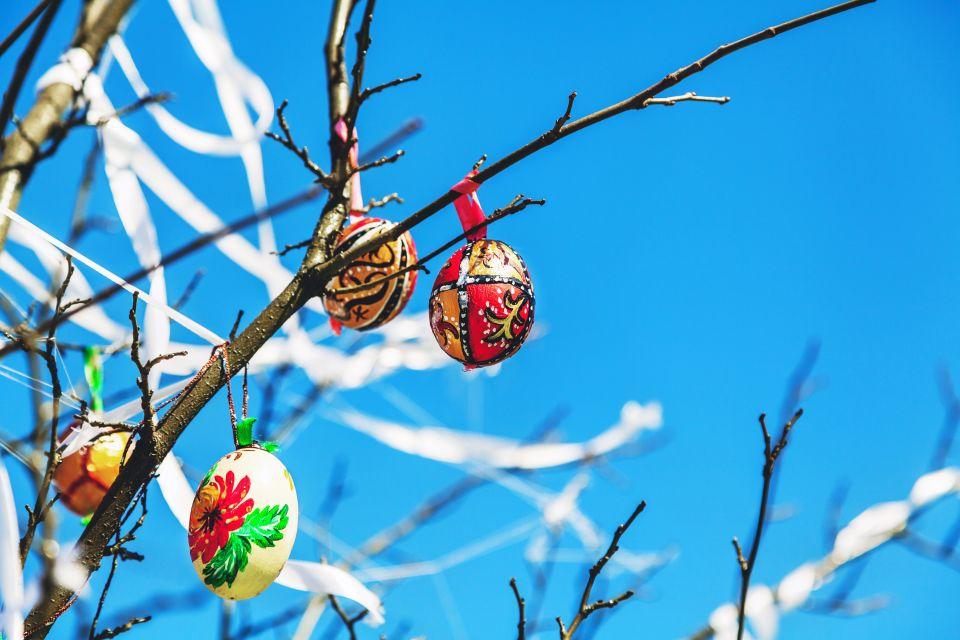 Le decorazioni festive, Budapest, Le feste pasquali , Le tradizioni, Ungheria