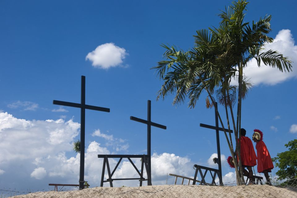 Easter celebrations, Traditions, Philippines