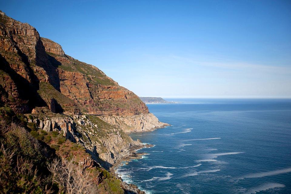 Il Drakensberg , Le irregolarità della tavola , Sudafrica