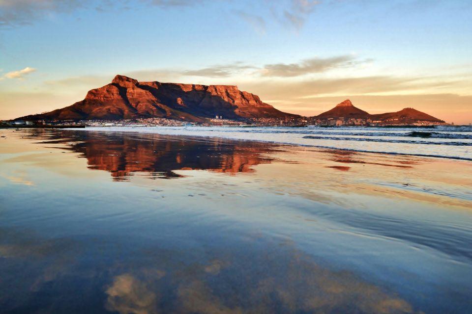 Le montagne di Drakensberg, La Table Mountain, I paesaggi, Cape Town, Sudafrica