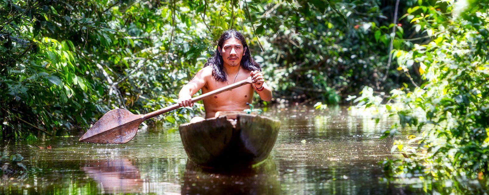 L'Amazonie , Le fleuve Amazone , Brésil