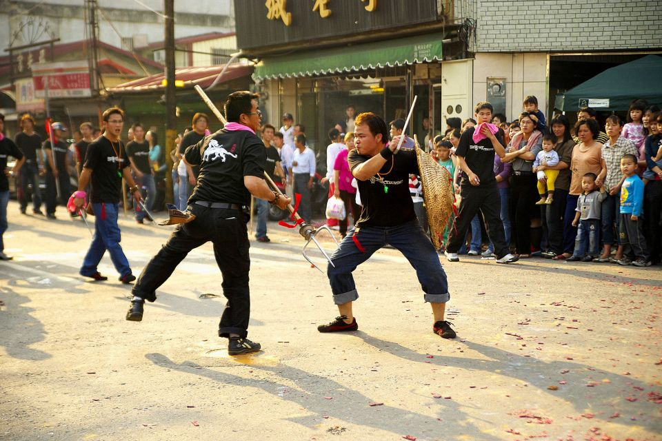 Martial arts, The Lanterns Festival, Arts and culture, Taiwan