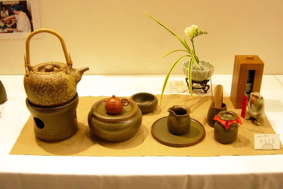 El servicio de té, El arte del té, Arte y cultura, Taiwan