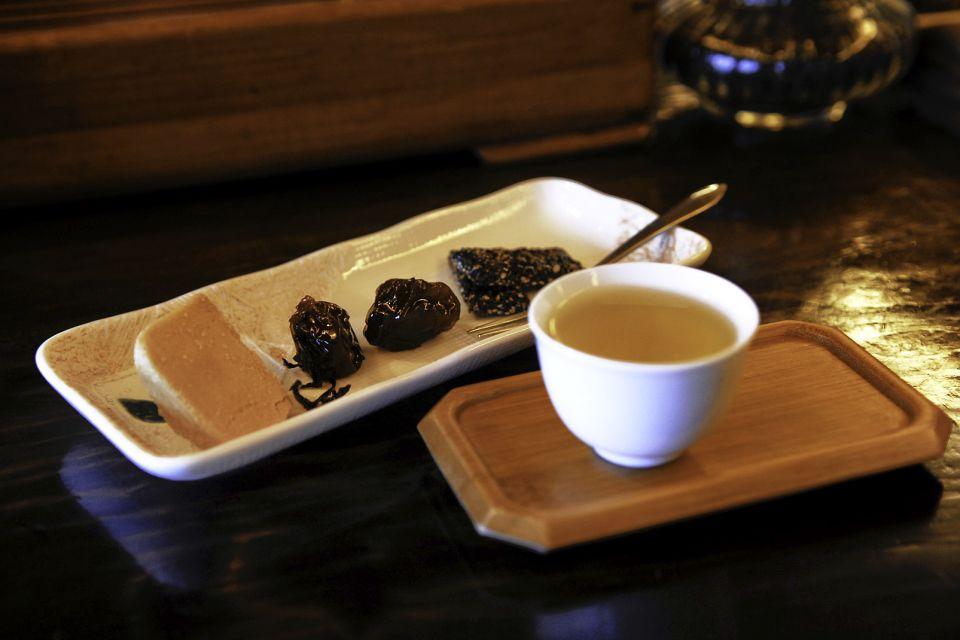 El té Oolong, El arte del té, Arte y cultura, Taiwan