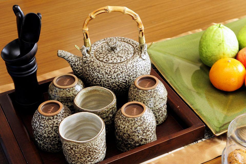 La ceremonia del té, El arte del té, Arte y cultura, Taiwan