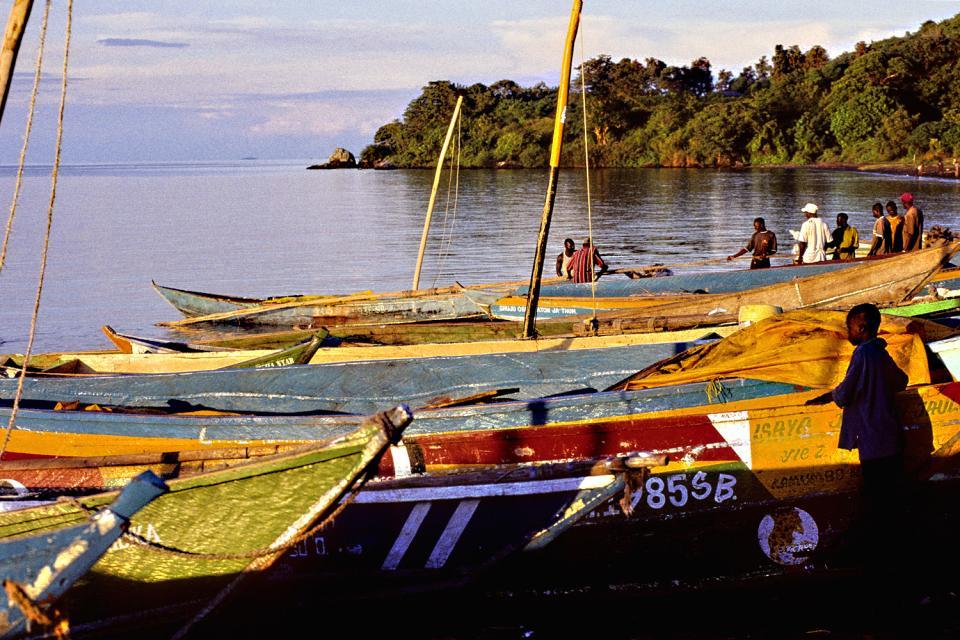 Isola di Mfangano , Gli abitanti dell'isola di Mfangano , Kenya