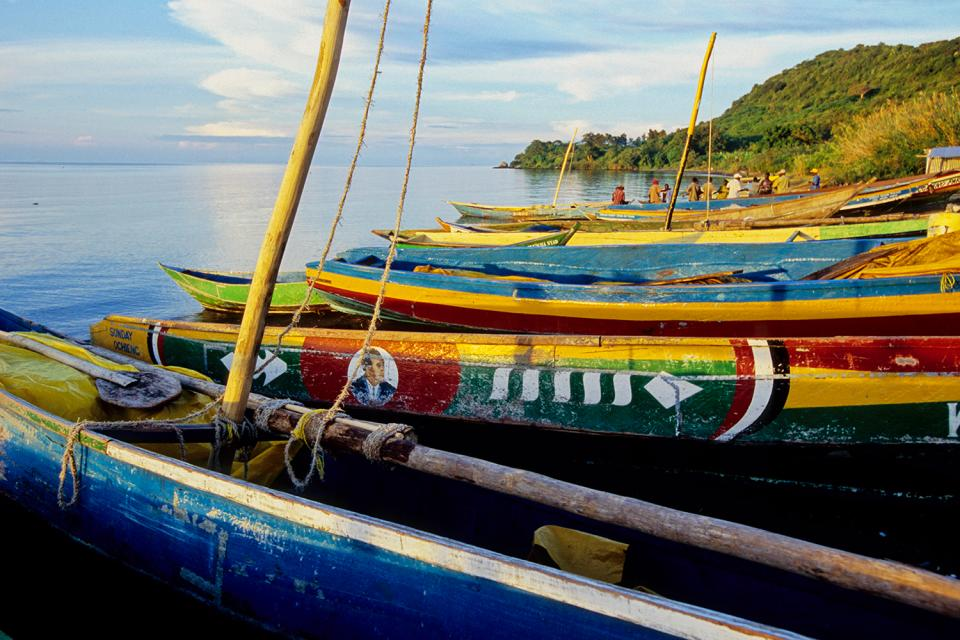Isola di Mfangano , Kenya