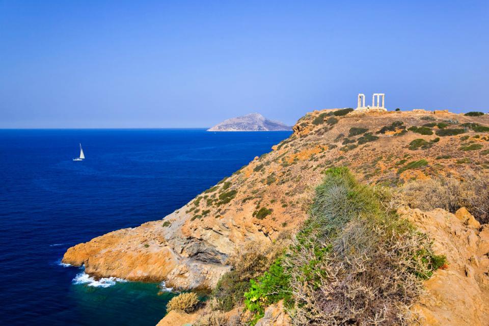 Apollo Coast , The balcony of the Aegean , Greece