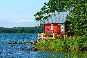 L'archipel des Åland , Les Iles Aland , Finlande