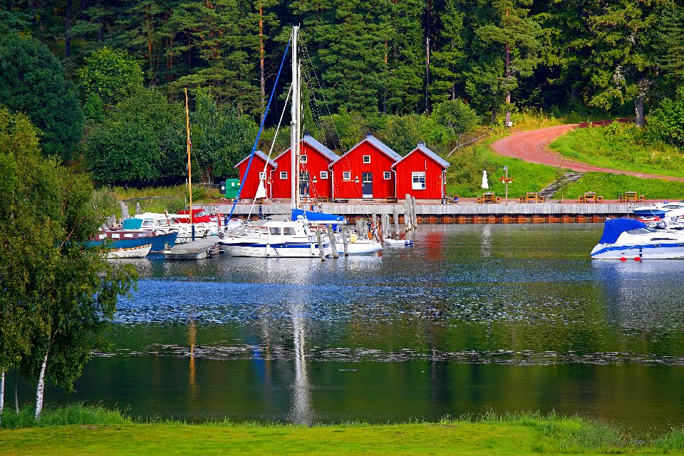 Der Archipel Åland , Entdeckungsreise auf das Åland-Archipel , Finnland