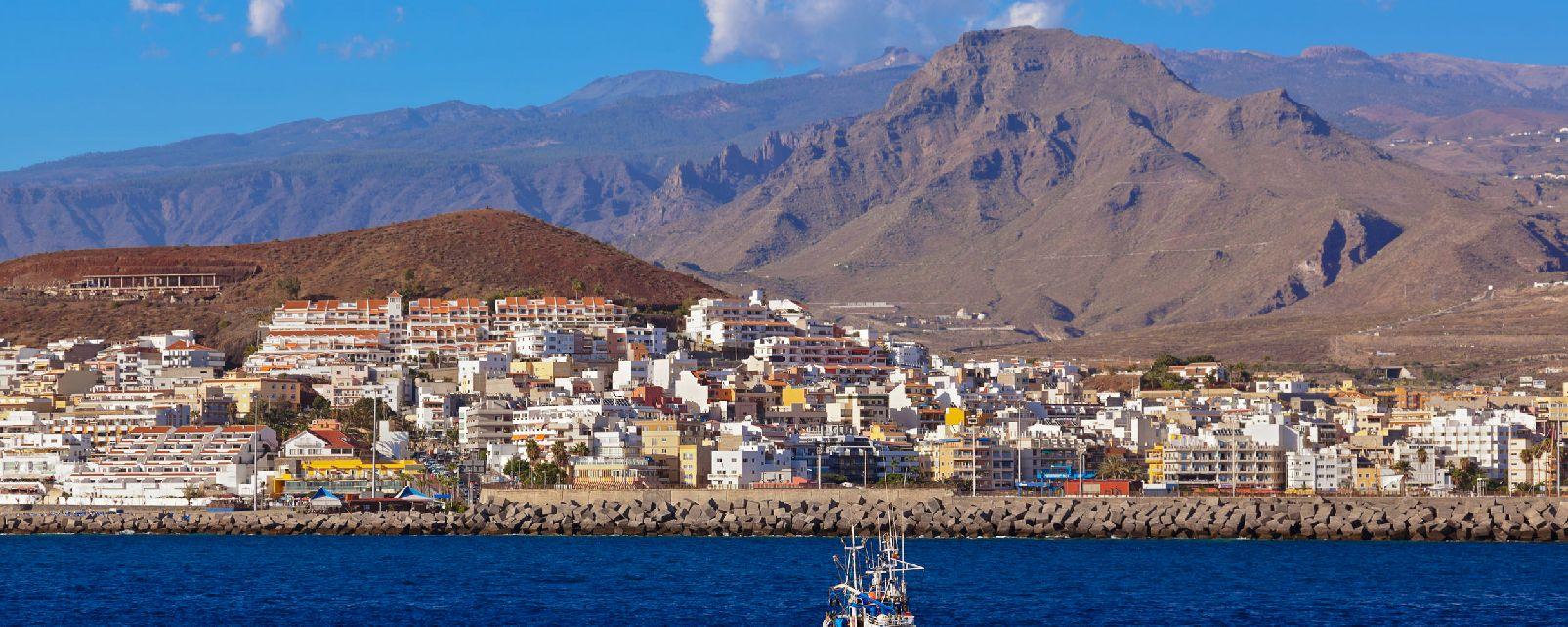 Volo Hotel Tenerife Los Cristianos
