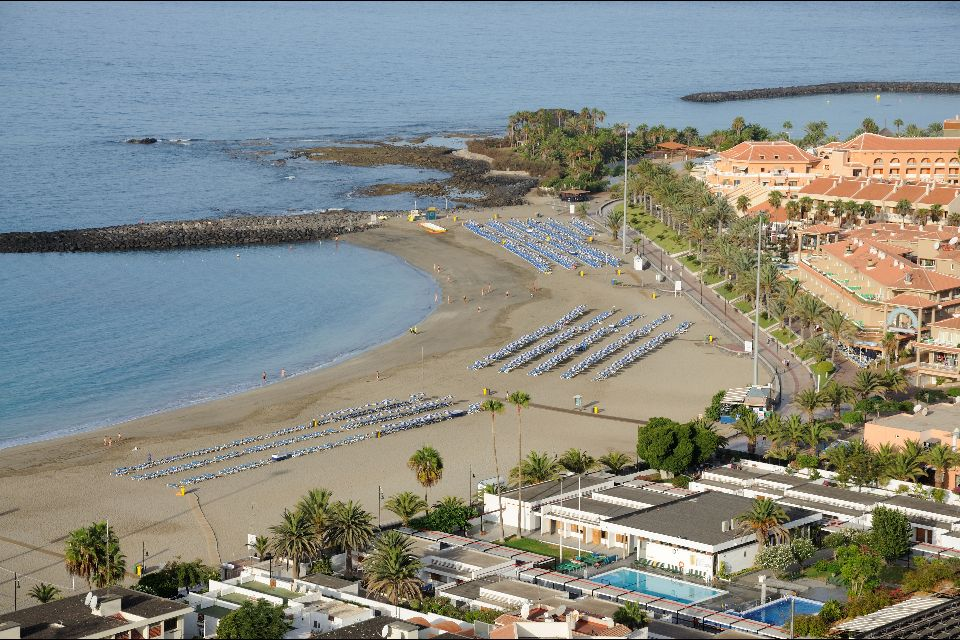 Tenerife , Los Cristianos , Un village authentique , Espagne