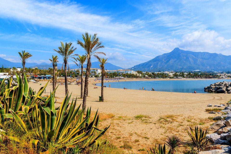 Marbella, Costa di Almeria, Le rive, Andalusia