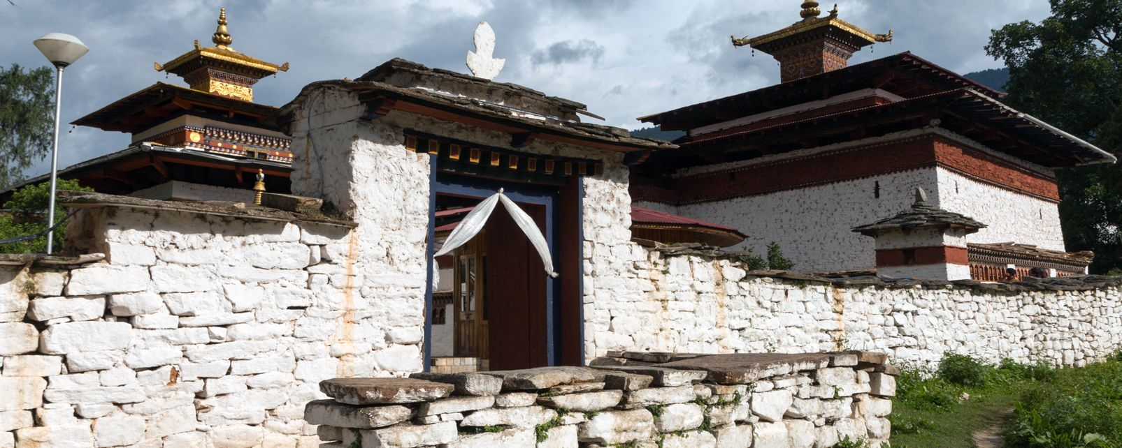 Los templos Kyichu Lhakhang, Arquitectura religiosa, Bután