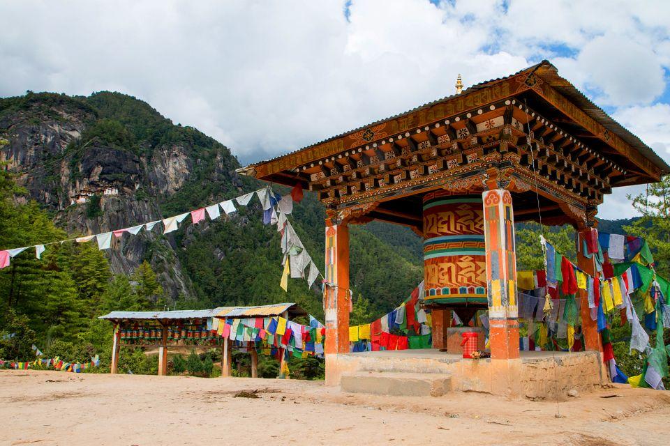 Le monastère de Taktshang , Bhoutan