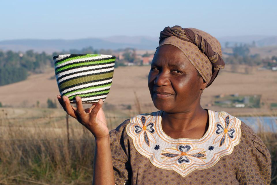 La artesanía y el arte contemporáneo , La artesanía sudafricana , Sudáfrica