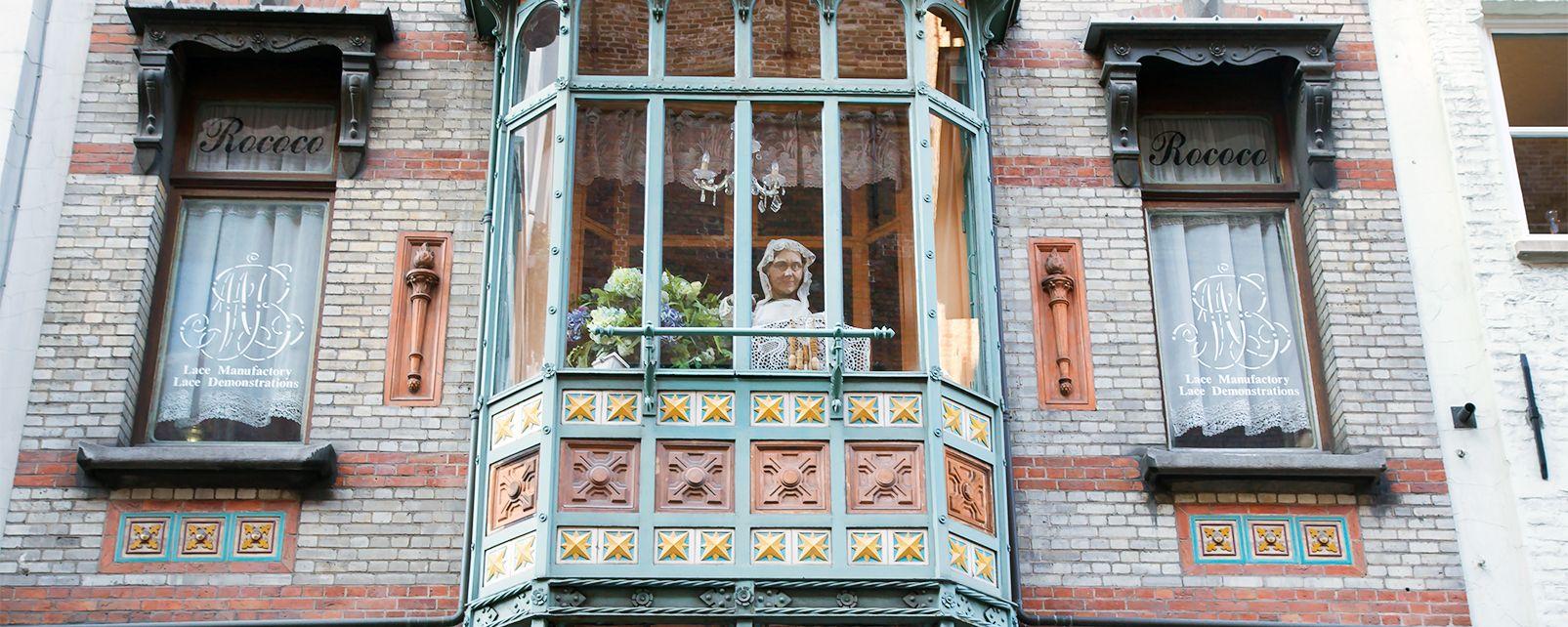 La casa Alijn a Gand, I musei delle tradizioni e del folklore, Le arti e la cultura, Belgio