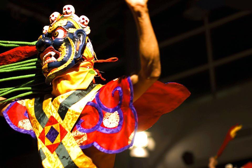 Les fêtes religieuses, punakha, punakha serdar, bhoutan, asie, f?te, c?l?bration, dzong