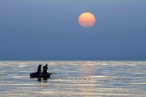 Las islas de Kerkenna , Túnez