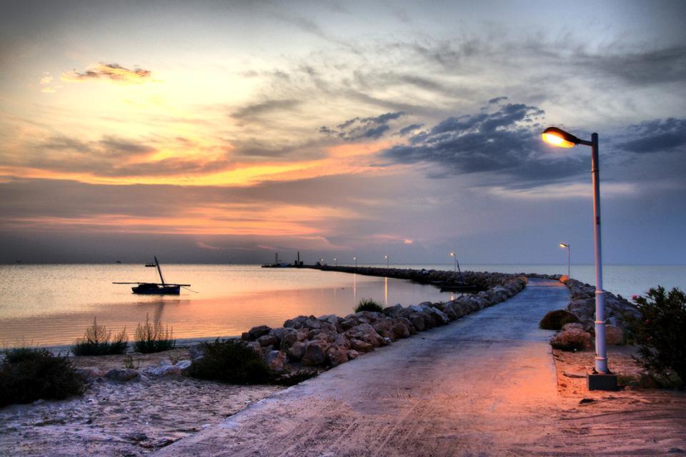 Les îles de Kerkenna , Un chapelet d'îles , Tunisie