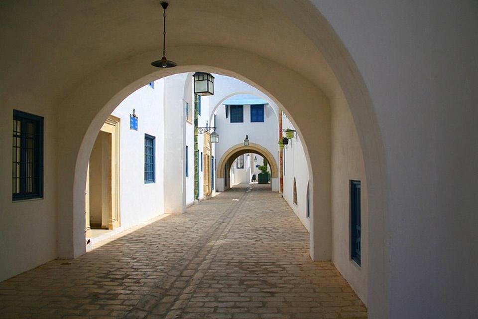 Hammamet , Hammamet's Medina , Tunisia
