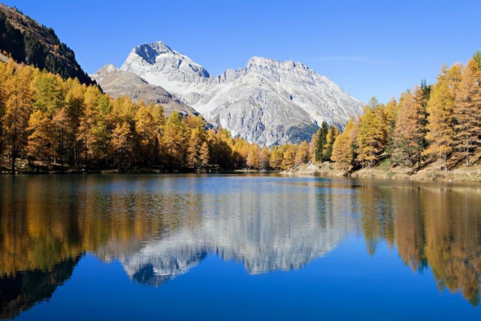 Graubünden , Der Kanton Graubünden , Schweiz