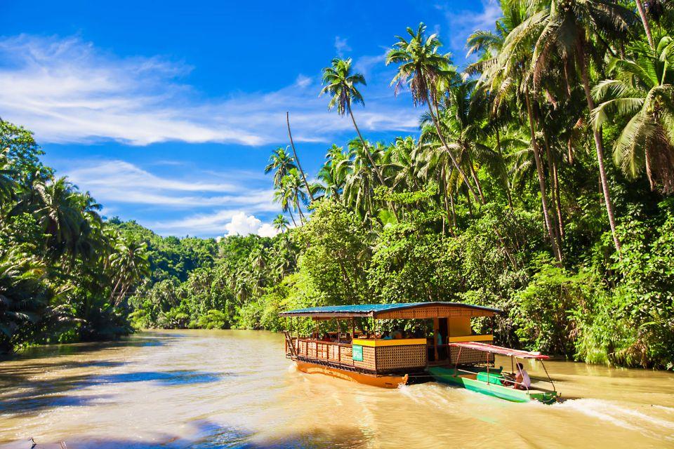 Bohol, Las islas, Filipinas