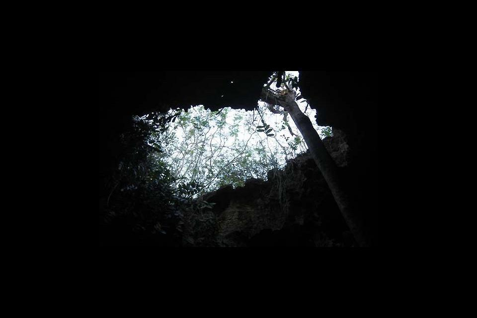 Las grutas de Shimoni , Las cuevas de Shimoni , Kenia
