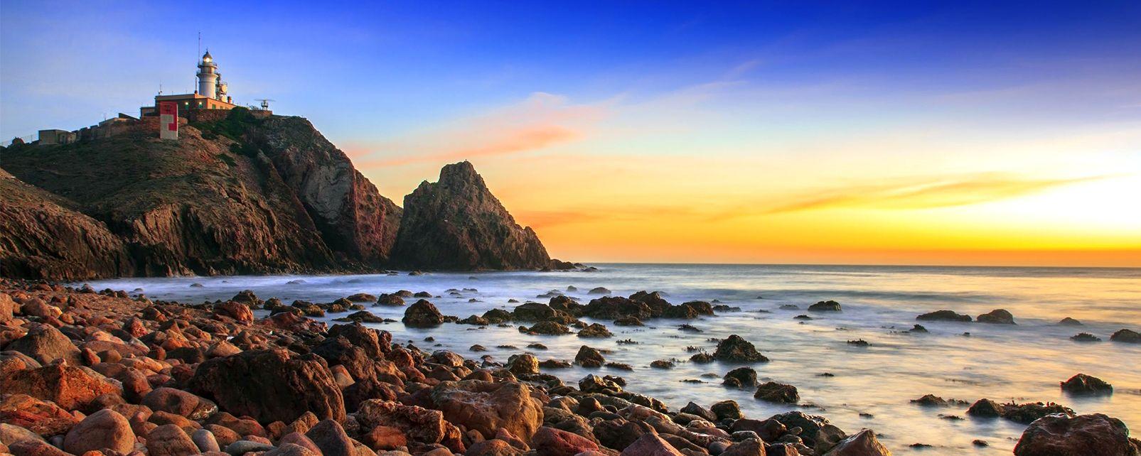 La Parc naturel de Cabo de Gata-Nijar, Cap de Gata-Níjar, La faune et la flore, Andalousie