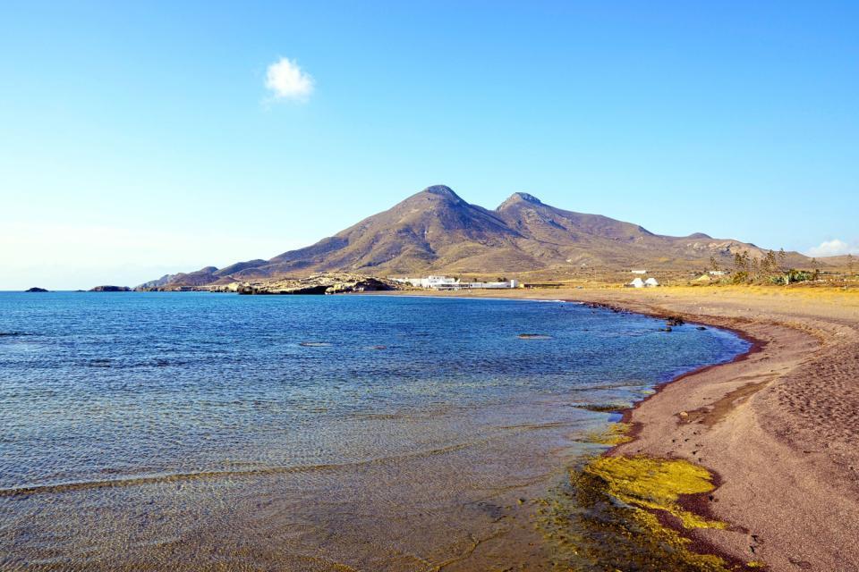 Cabo de Gata- Níjar , Cabo de Gata , España