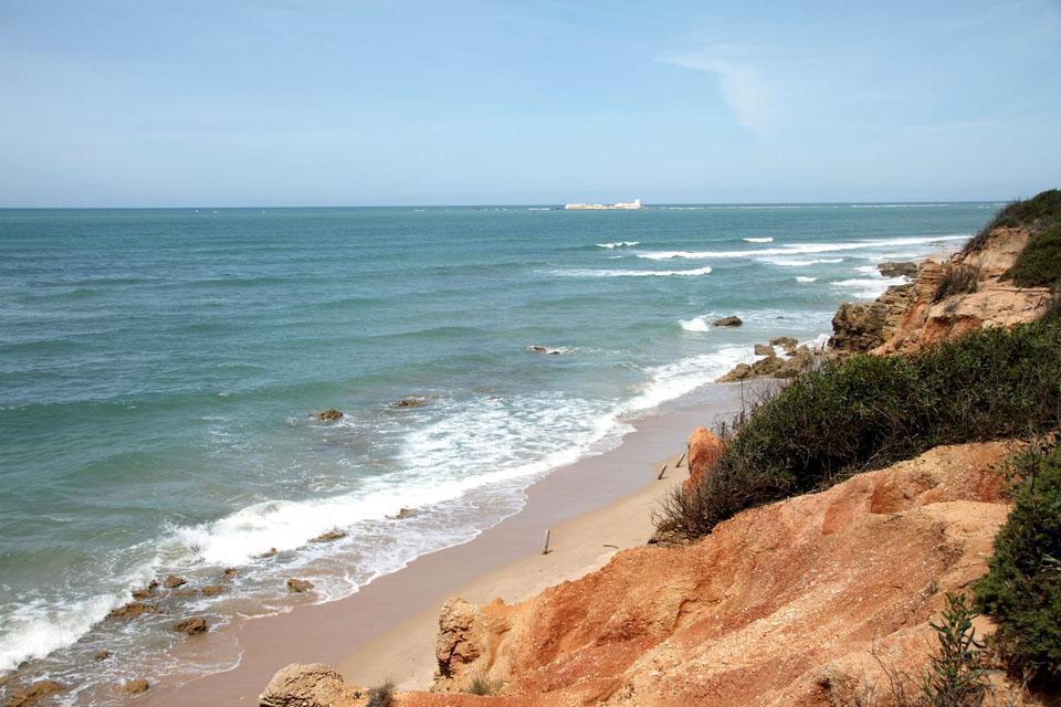 Bucht von Cadiz , Spanien