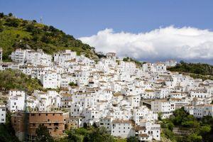 Algecira, La route d'al Idrisi, Les paysages, Andalousie