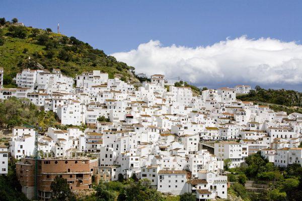 Al Adrisi, Auf den Spuren von Al Idrisi, Die Landschaften, Andalusien