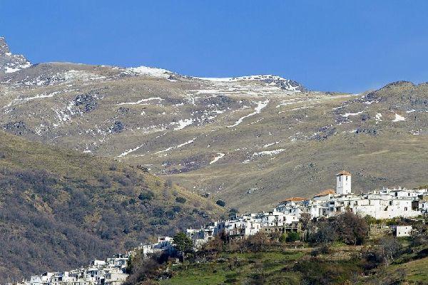 L'Alpujarra , Espagne