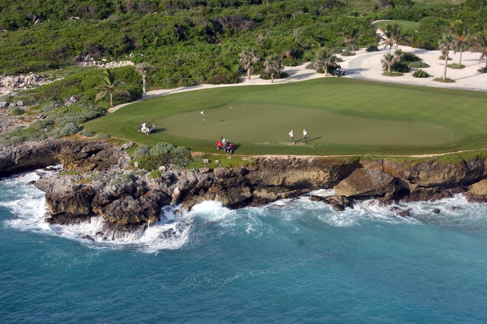 Le golf , Playa Grande , République dominicaine