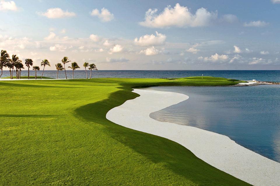 Le golf , Punta Espada Golf Course , République dominicaine