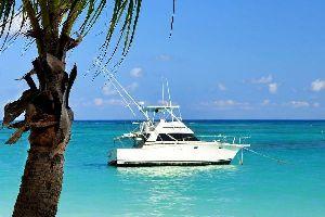 La pêche au gros , La pesca a la cacea , República Dominicana