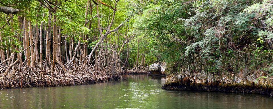 Los Haitises National Park Map