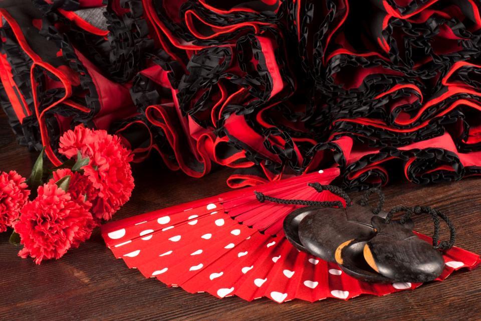 Le musée de la danse flamenco , Le musée du flamenco , Espagne