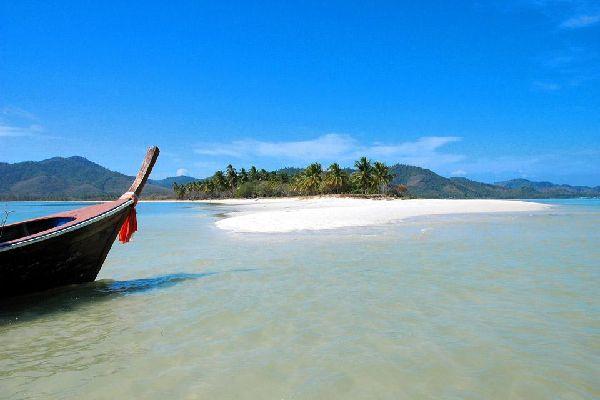 La bahía de Phang Nga , Koh Yao Yai , Tailandia