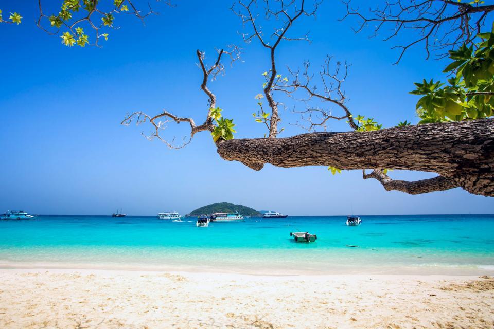 Phang Nga Bay , Koh Yao Noi, Thailand , Thailand