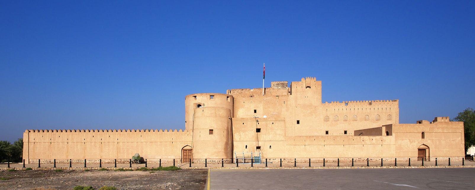 Les monuments, Jabrin, Oman, Jabreen, fort, chateau, fortification, désert, sultanat, moyen-orient, proche-orient, Bahla, Ad Dakhiliyah