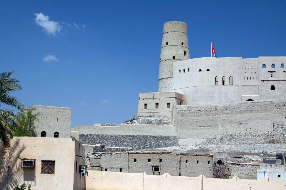 Les monuments, bahla, oman, sultanat: moyen-orient, fort, fortification, guerre, histoire
