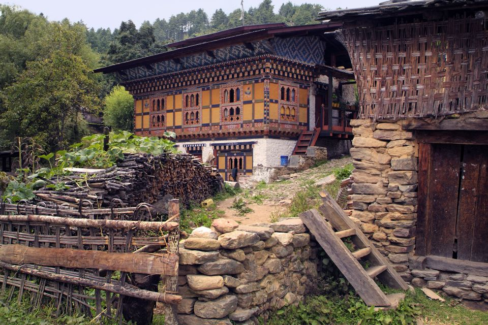 Architecture religieuse, Asie, Bhoutan, Zugne, Zungnye, Chume, architecture, culture, bumtang