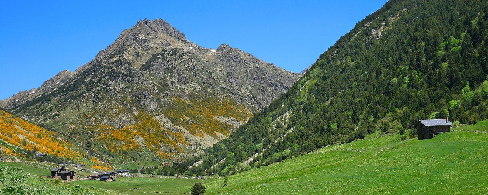 La geografia andorrana , Andorra