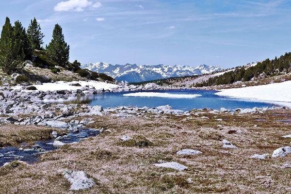 La vallée du Madriu , Gletschertal Vall del Madriu-Perafita-Claror , Andorra