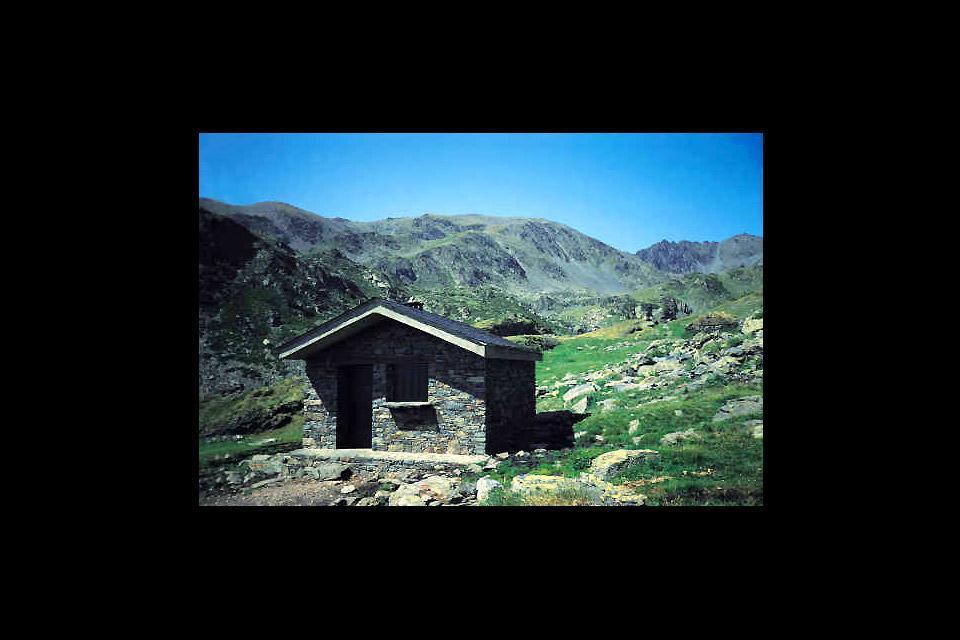 Les refuges , Les refuges andorrans , Andorre